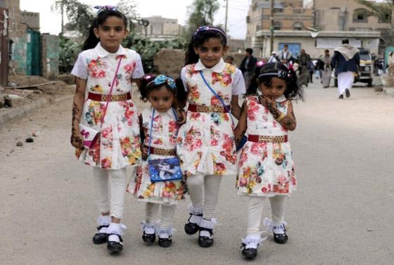صورة رقم 5 - صور: تعرفوا إلى أشهر عادات العرب بالاحتفال في عيد الأضحى