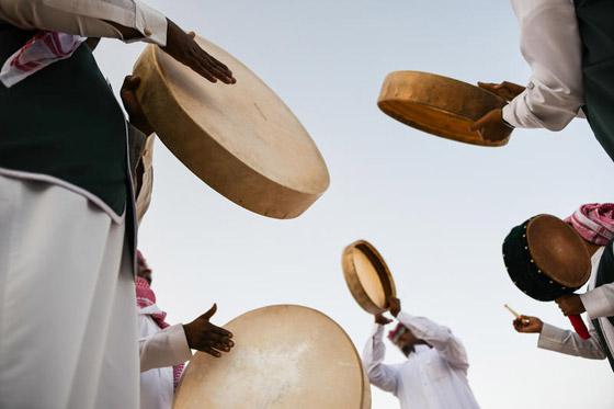 صورة رقم 6 - صور: تعرفوا إلى أشهر عادات العرب بالاحتفال في عيد الأضحى