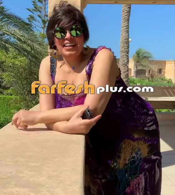 فيديو: أول ظهور لفيفي عبده بعد أزمتها الصحية تحتفل بتعافيها بالساحل الشمالي صورة رقم 2