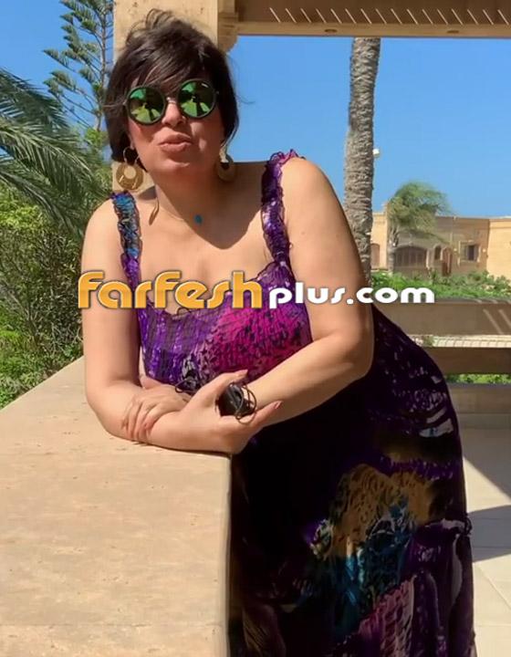 فيديو: أول ظهور لفيفي عبده بعد أزمتها الصحية تحتفل بتعافيها بالساحل الشمالي صورة رقم 3