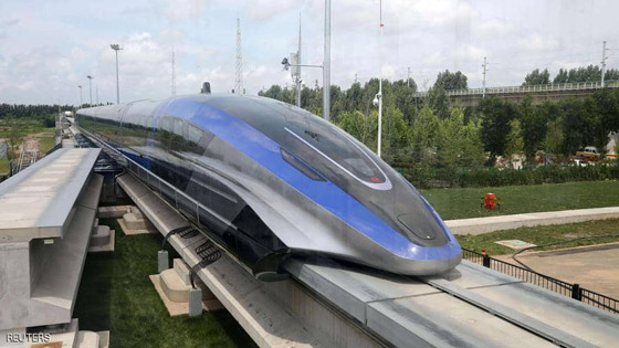 صور من الداخل.. الصين تصنع أسرع قطار مغناطيسي في العالم صورة رقم 5