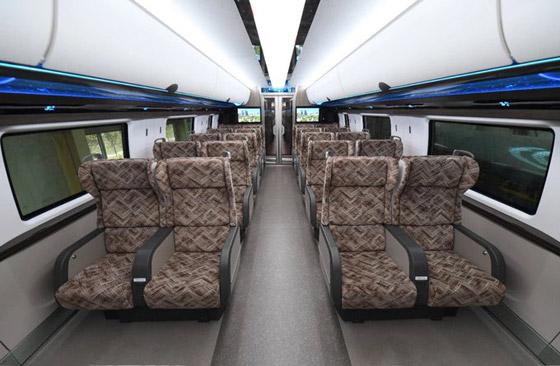 صور من الداخل.. الصين تصنع أسرع قطار مغناطيسي في العالم صورة رقم 3