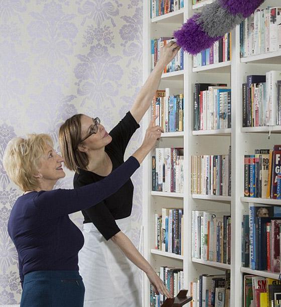 صورة رقم 7 - عاملة نظافة سابقة تكشف اسرارغرفة نوم الملكة اليزابيث!