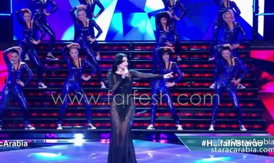 صورة رقم 5 - هاني شاكر: هيفاء وهبي تختار ملابس قصيرة زيادة عن اللزوم!