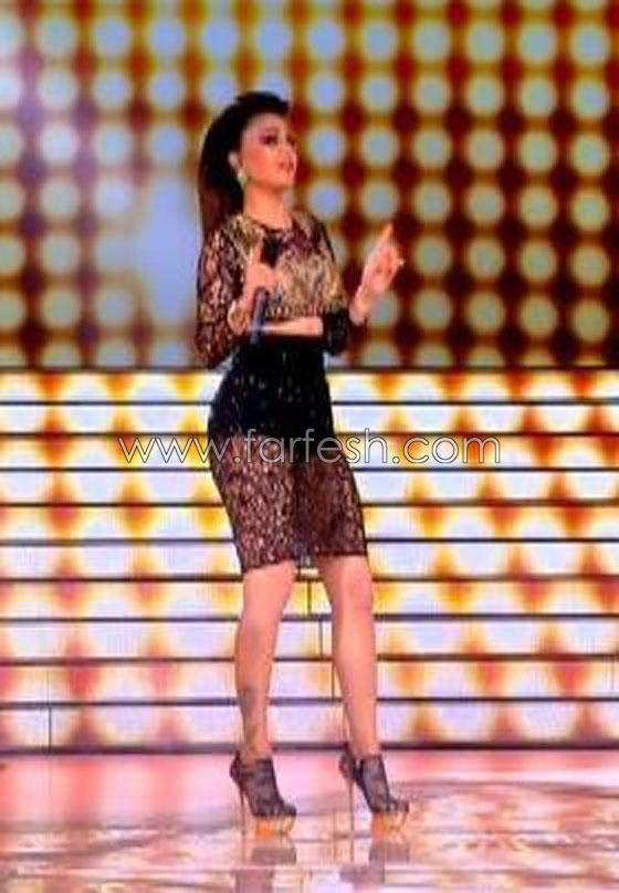 صورة رقم 7 - هاني شاكر: هيفاء وهبي تختار ملابس قصيرة زيادة عن اللزوم!