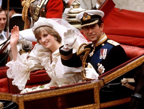صورة رقم 10 - بعد مرور 40 عاما.. قطعة من كعكة زفاف الأمير تشارلز وديانا للبيع! صور