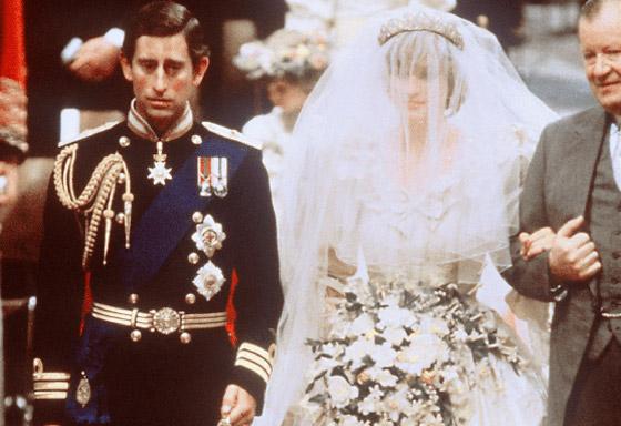صورة رقم 12 - بعد مرور 40 عاما.. قطعة من كعكة زفاف الأمير تشارلز وديانا للبيع! صور
