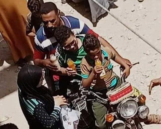 صورة رقم 1 - مصرية تقتل أطفالها بالسم من أجل عشيقها!