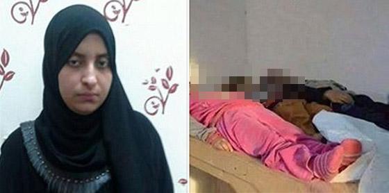 صورة رقم 3 - مصرية تقتل أطفالها بالسم من أجل عشيقها!