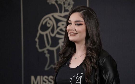 صورة رقم 7 - ماريا فرهاد تتوج بملكة جمال العراق لعام 2021