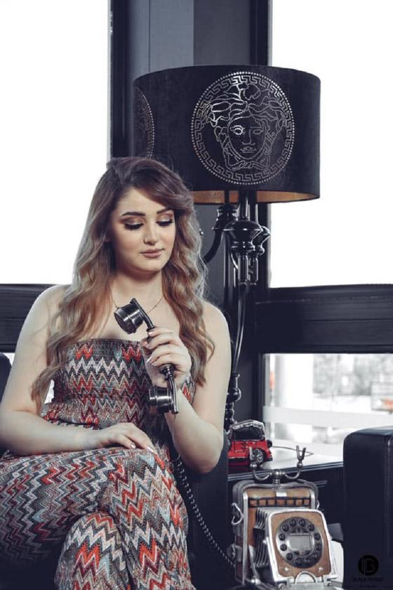 صورة رقم 8 - ماريا فرهاد تتوج بملكة جمال العراق لعام 2021