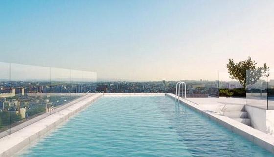صورة رقم 3 - صور: منزل رونالدو الأغلى فيي  البرتغال: مع جيم، بركة سباحة ومنتجع صحي خاص!