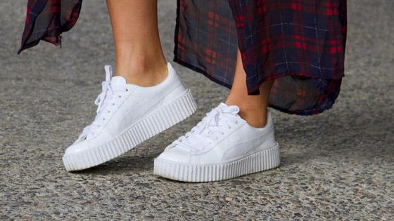 صورة رقم 4 - حيل للحفاظ على نظافة الحذاء الرياضي الأبيض.. جربوها!