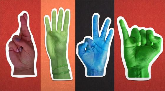 صورة رقم 1 - كيف تكشف طريقة عدكم على الأصابع عن هويتكم؟