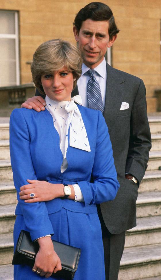 صورة رقم 1 - حكايات أجمل قطع الياقوت التي زينت إطلالات الأسرة المالكة عبر السنوات