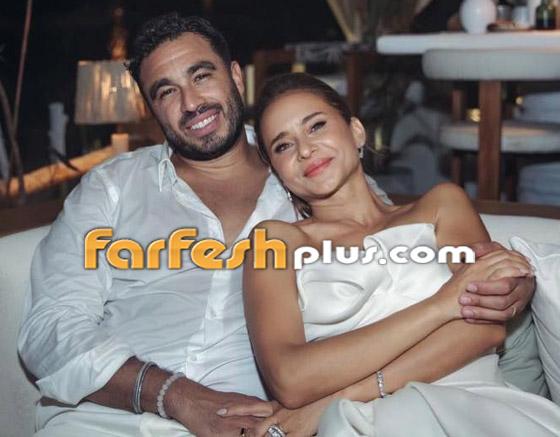 صورة رقم 6 - فيديو وصور نيللي كريم: الفرح على العريس كفاية على العروسة الفستان
