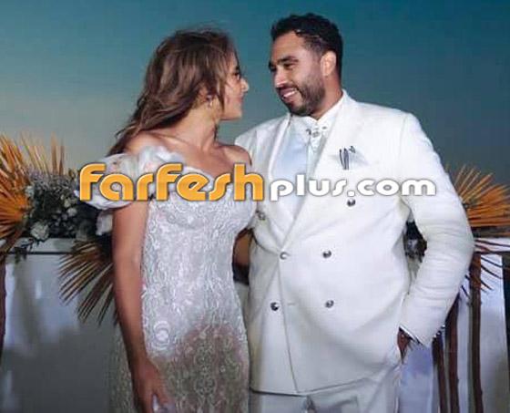 صورة رقم 7 - فيديو وصور نيللي كريم: الفرح على العريس كفاية على العروسة الفستان