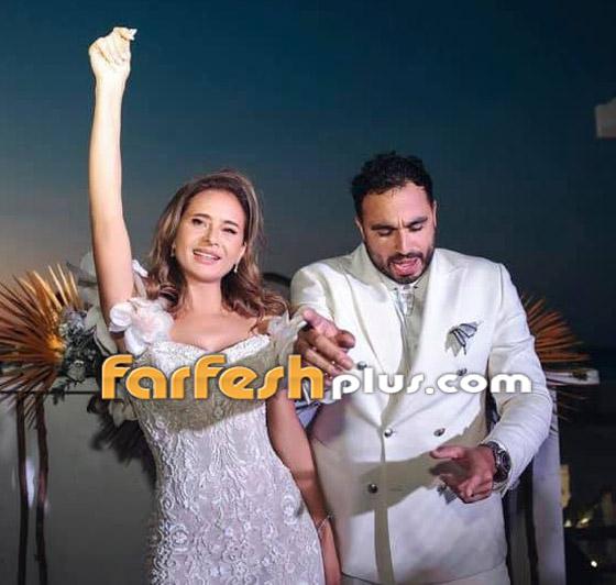صورة رقم 8 - فيديو وصور نيللي كريم: الفرح على العريس كفاية على العروسة الفستان