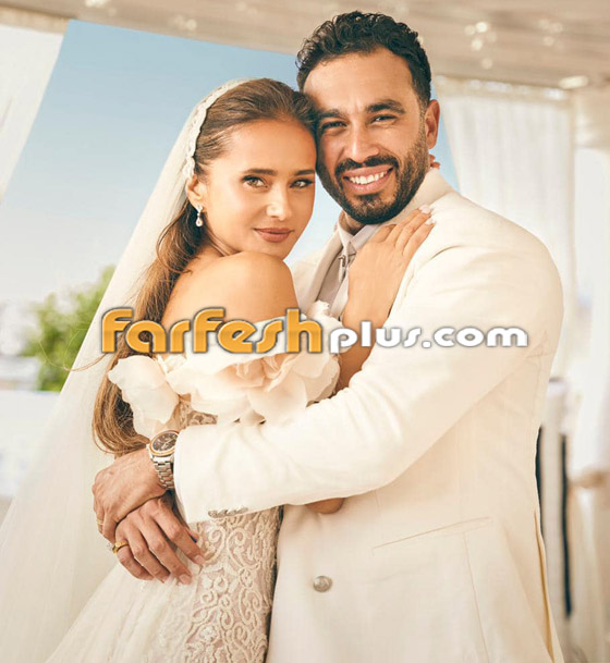 صورة رقم 9 - فيديو وصور نيللي كريم: الفرح على العريس كفاية على العروسة الفستان