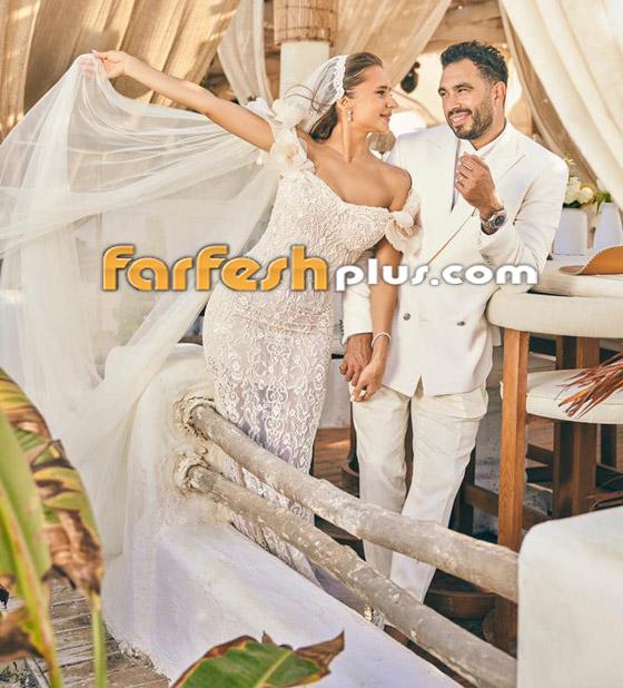 صورة رقم 10 - فيديو وصور نيللي كريم: الفرح على العريس كفاية على العروسة الفستان