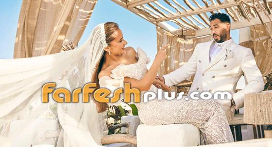 صورة رقم 11 - فيديو وصور نيللي كريم: الفرح على العريس كفاية على العروسة الفستان