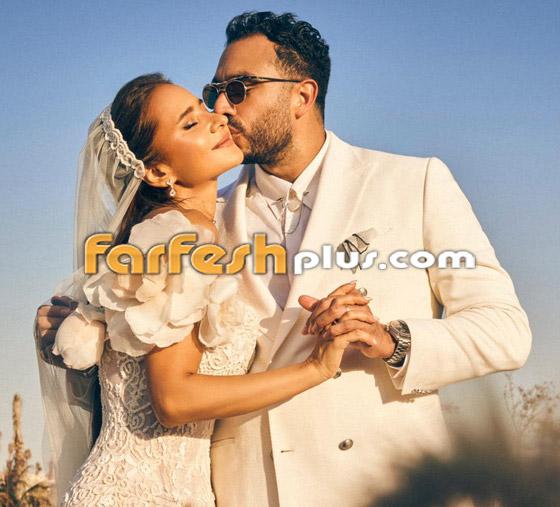 صورة رقم 13 - فيديو وصور نيللي كريم: الفرح على العريس كفاية على العروسة الفستان