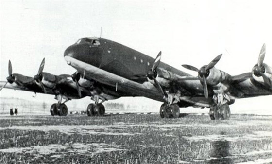صورة رقم 3 - قبل بن لادن.. هكذا خطط هتلر لمهاجمة نيويورك بالطائرات