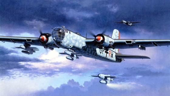 صورة رقم 1 - قبل بن لادن.. هكذا خطط هتلر لمهاجمة نيويورك بالطائرات