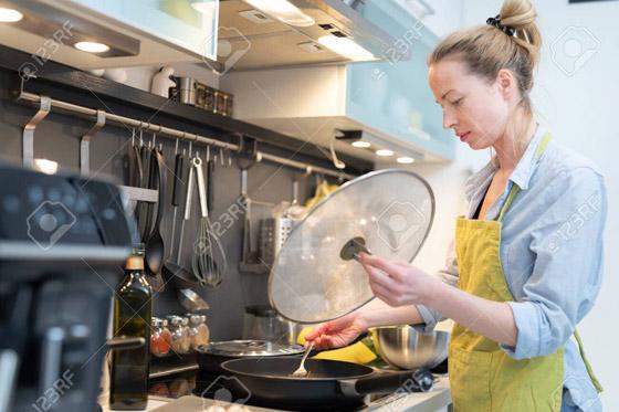 صورة رقم 3 - إضافة المياه المعدنية تحسن الطبخ