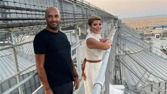 صورة رقم 1 - فيديو وصور: زواج الفنانة السورية أصالة نصري للمرة الرابعة من شاعر عراقي