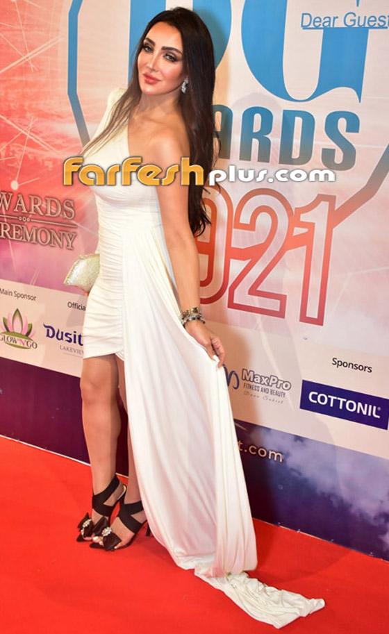 صورة رقم 4 - الفائزين بحفل الدير جيست: منى زكي أفضل ممثلة وأحمد سعد أفضل مغني شعبي