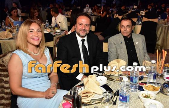 صورة رقم 13 - الفائزين بحفل الدير جيست: منى زكي أفضل ممثلة وأحمد سعد أفضل مغني شعبي