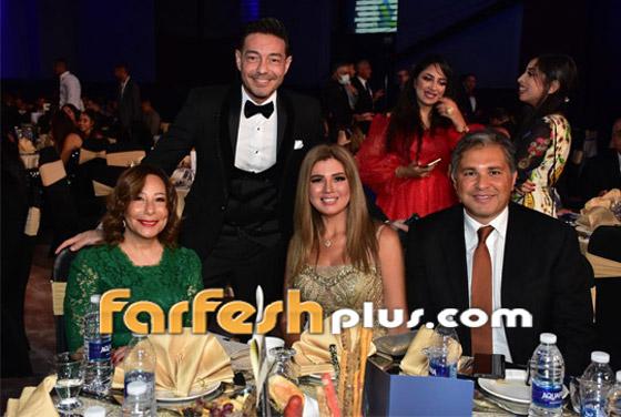 صورة رقم 14 - الفائزين بحفل الدير جيست: منى زكي أفضل ممثلة وأحمد سعد أفضل مغني شعبي
