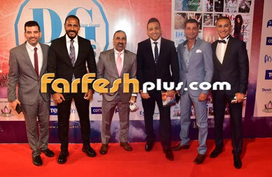 صورة رقم 15 - الفائزين بحفل الدير جيست: منى زكي أفضل ممثلة وأحمد سعد أفضل مغني شعبي