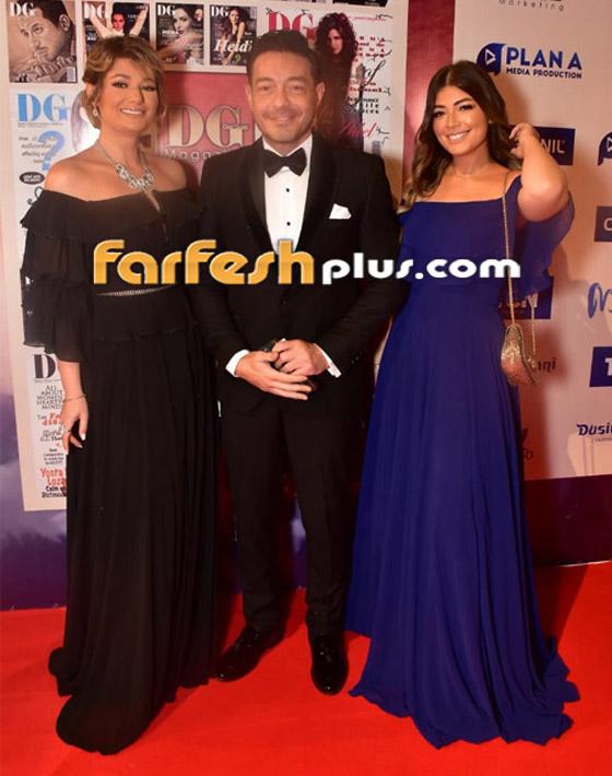 صورة رقم 16 - الفائزين بحفل الدير جيست: منى زكي أفضل ممثلة وأحمد سعد أفضل مغني شعبي
