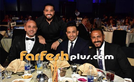 صورة رقم 20 - الفائزين بحفل الدير جيست: منى زكي أفضل ممثلة وأحمد سعد أفضل مغني شعبي