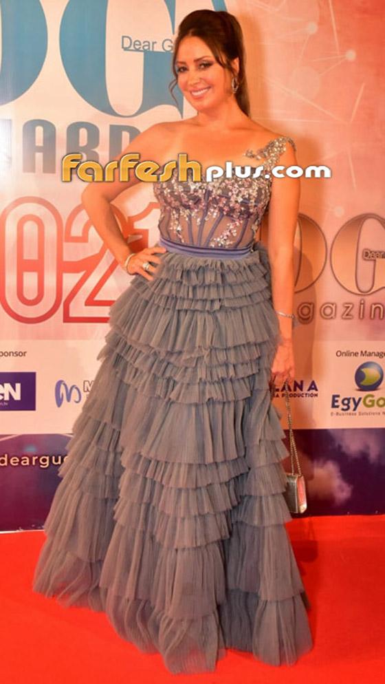 صورة رقم 22 - الفائزين بحفل الدير جيست: منى زكي أفضل ممثلة وأحمد سعد أفضل مغني شعبي
