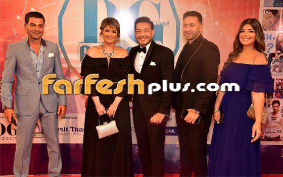 صورة رقم 24 - الفائزين بحفل الدير جيست: منى زكي أفضل ممثلة وأحمد سعد أفضل مغني شعبي