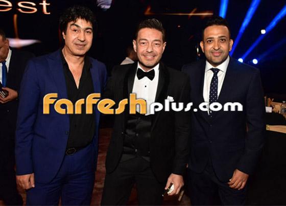 صورة رقم 26 - الفائزين بحفل الدير جيست: منى زكي أفضل ممثلة وأحمد سعد أفضل مغني شعبي