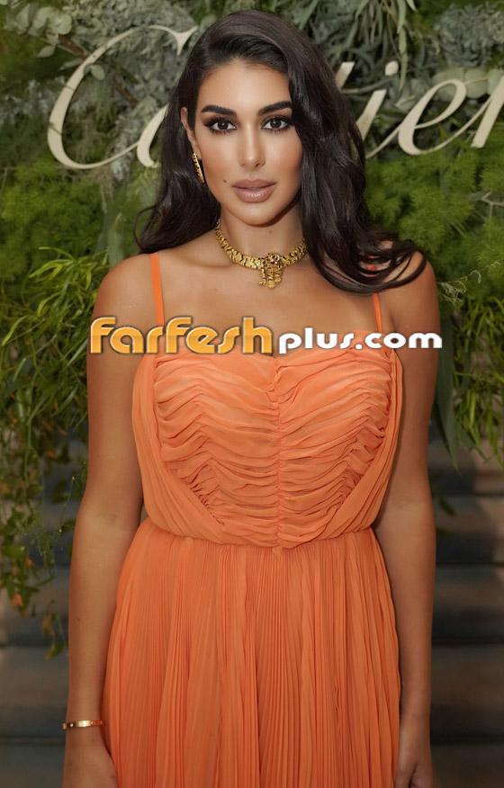صورة رقم 7 - صور: ياسمين صبري تلجأ إلى حيلة لتبدو أطول.. والجمهور يكشفها!
