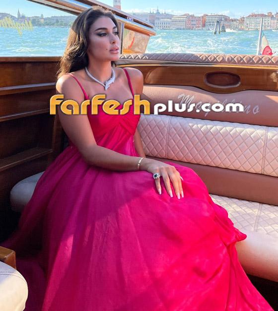 صورة رقم 8 - صور: ياسمين صبري تلجأ إلى حيلة لتبدو أطول.. والجمهور يكشفها!