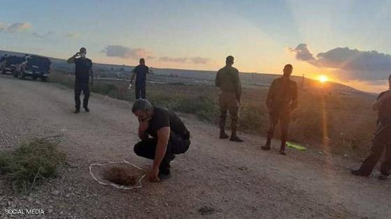 صورة رقم 2 - وزير إسرائيلي: أحد الفلسطينيين الهاربين قد يكون وصل للضفة