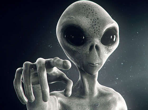 صورة رقم 2 - احتمال مرعب.. عالم شهير يفجر مفاجأة عن الكائنات الفضائية