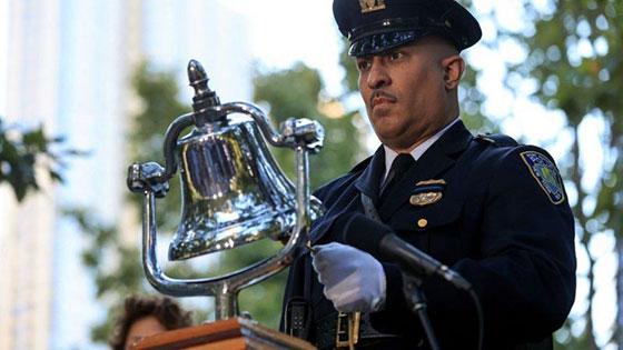 صورة رقم 3 - بالصور: الولايات المتحدة تحيي ذكرى هجمات 11 سبتمبر بالصمت والدموع