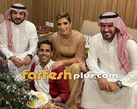 صورة رقم 1 - أول صورة من زفاف أصالة وفايق حسن.. وصور طليقته رائعة الجمال!