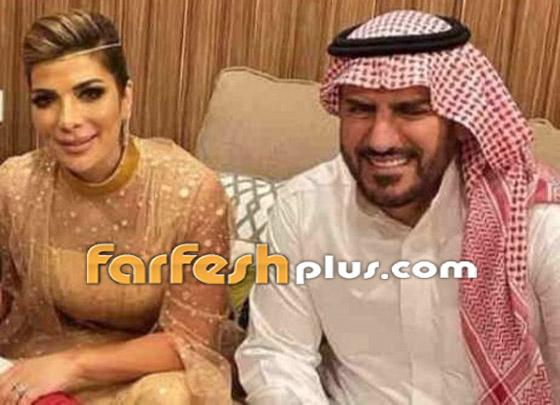 صورة رقم 2 - أول صورة من زفاف أصالة وفايق حسن.. وصور طليقته رائعة الجمال!