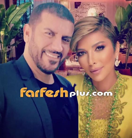 صورة رقم 10 - أول صورة من زفاف أصالة وفايق حسن.. وصور طليقته رائعة الجمال!