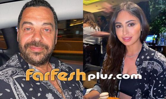 صورة رقم 6 - فيديو وصور: نيكول سعفان ترد على زواج أصالة بالاحتفال مع طارق العريان