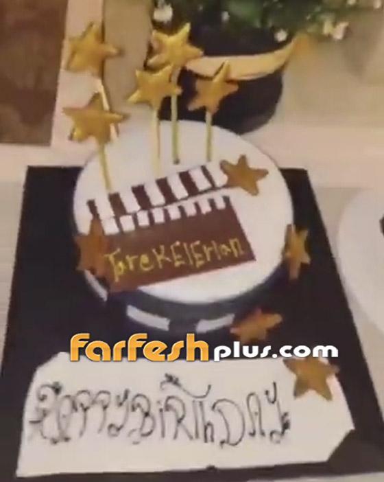 صورة رقم 4 - فيديو وصور: نيكول سعفان ترد على زواج أصالة بالاحتفال مع طارق العريان