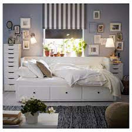 صورة رقم 4 - تصمم سريراً من أدراج آيكيا